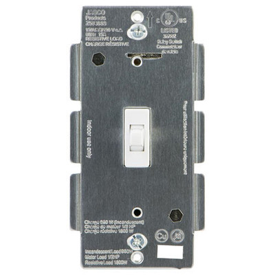 GE Z-Wave Auxiliary/Remote Wall Toggle Switch
