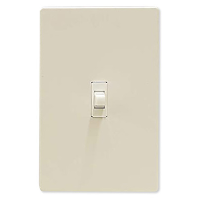 GE Enbrighten Z-Wave Plus In-Wall Smart Toggle Switch With QuickFit And SimpleWire, Light Almond