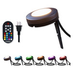 GE Enbrighten Seasons Color Change LED Landscape Lights, 9 Lights