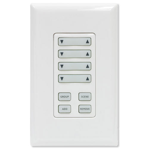 GE Z-Wave Wireless Keypad Wall Controller