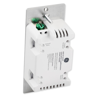 GE Enbrighten Add-On Toggle Switch with QuickFit and SimpleWire