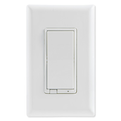 Enbrighten Z-Wave Plus No-Neutral Smart Dimmer With QuickFit And SimpleWire