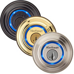 Kwikset Kevo Signature Series Bluetooth Deadbolt, Venetian Bronze