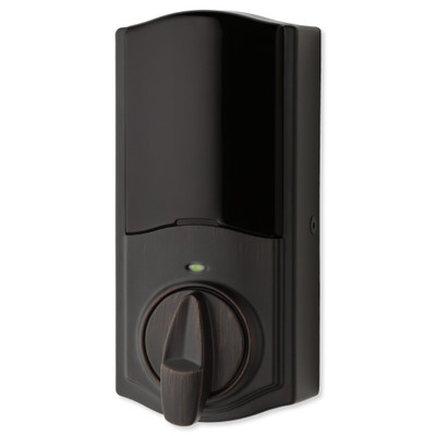 Kwikset Convert Z-Wave Plus Lock with Home Connect, Venetian Bronze