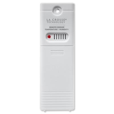 La Crosse Wireless Color Weather Station, White (Open Box)