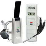 La Crosse Alerts Temperature & Humidity Monitor & Alert Kit with Wet Probe