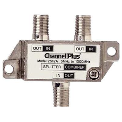 ChannelPlus DC & IR Passing 2-Way Splitter/Combiner