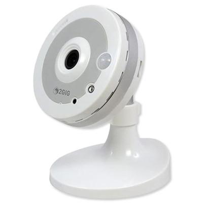 2GIG Indoor HD Wi-Fi Camera, 2 8mm