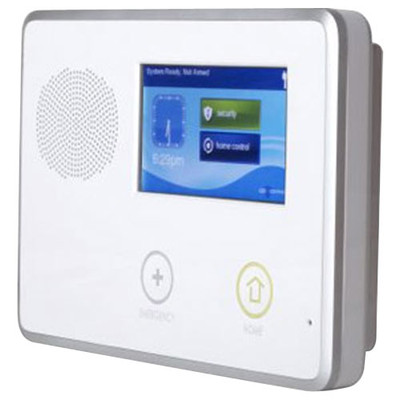 2gig Gocontrol Security Amp Home Automation Control Panel