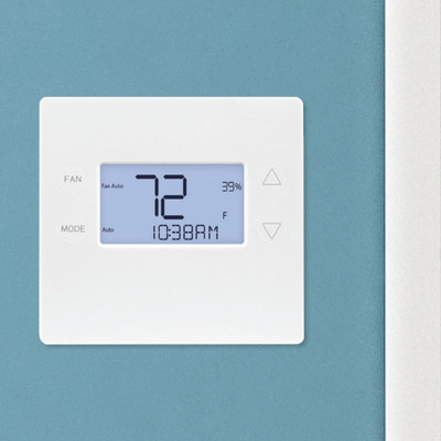 2GIG Z-Wave Plus Programmable Thermostat