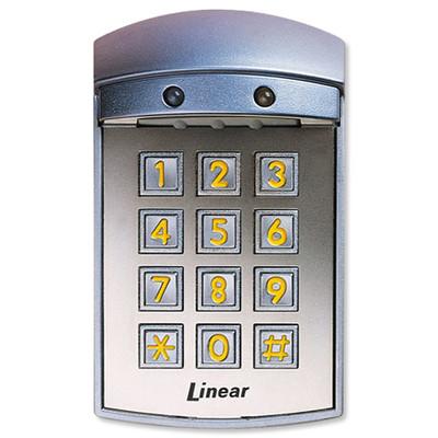 linear ak21 access control digital keypad indoor. Black Bedroom Furniture Sets. Home Design Ideas