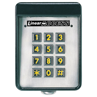 Linear Access Control Keypad, Outdoor