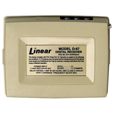 Linear SD Receiver, 1-Channel