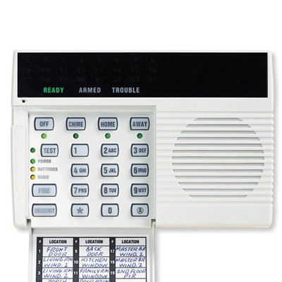 Linear Hardwired Security Keypad