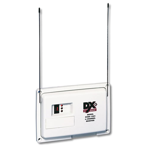Linear DXS Supervised Receiver, 4 & 8-Channel