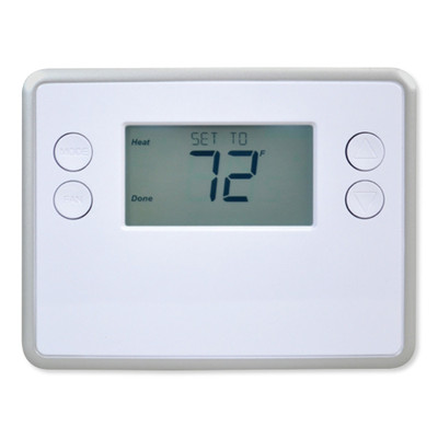 GoControl Battery-Powered Z-Wave Thermostat