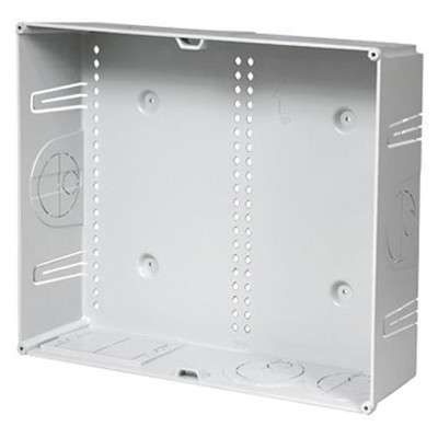 OpenHouse 12 In. Plastic Structured Wiring Enclosure & Cover