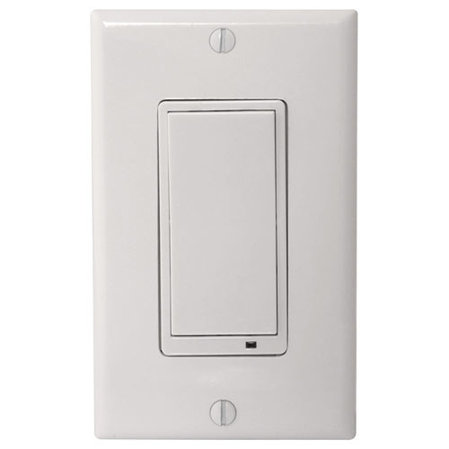 GoControl Z-Wave 3-Way Wall Accessory Switch