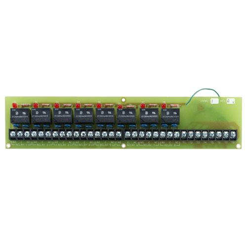 Leviton omni 8 relay module for Omni garage door