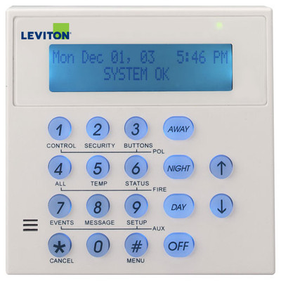 Leviton Omni Console with Speaker/Microphone