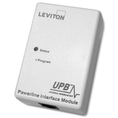 Leviton UPB Powerline Interface Module (PIM)