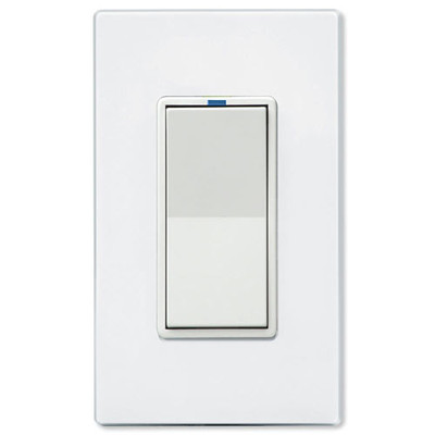 Leviton UPB Relay Wall Switch, 15A