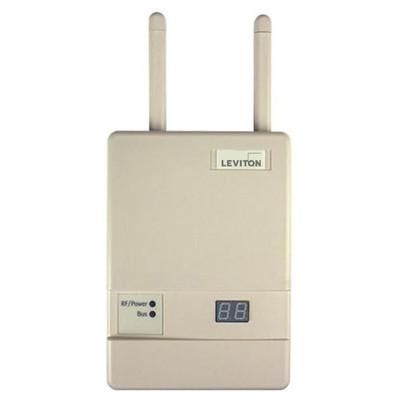 Leviton 64 Zones Wireless Receiver for Interlogix Transmitters