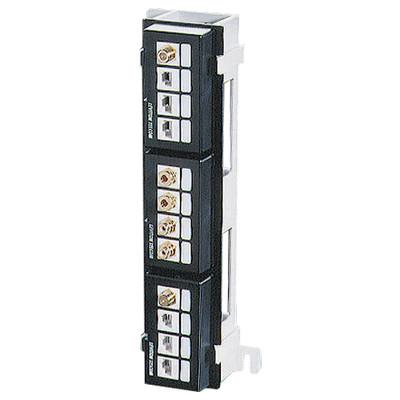 Leviton QuickPort 12-Port Multimedia Patch Block