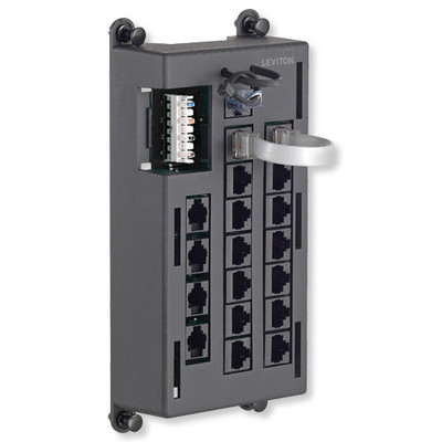 Leviton Telephone Input Distribution Panel (TIDP)