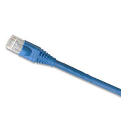 Leviton Cat5e Patch Cable, 3 Ft., Blue