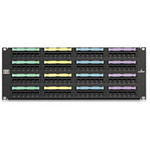 Leviton Universal Gigamax 5e Patch Panel
