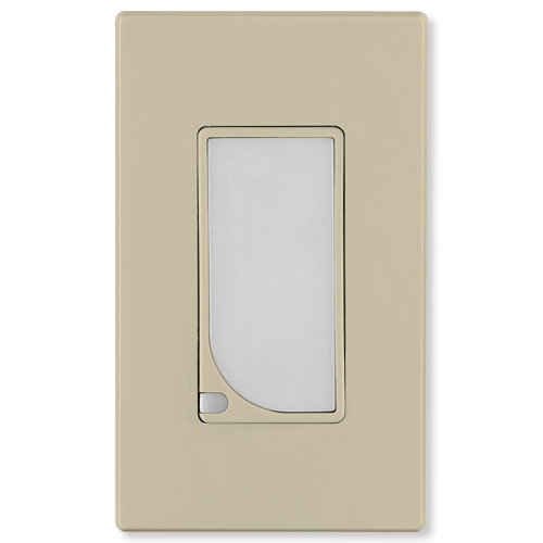 Leviton Decora Full LED Guide Light, Ivory