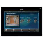 Leviton OmniTouch 7 Color Touchscreen, Black