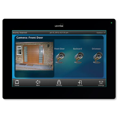 Leviton Omnitouch 7 Touchscreen Home Controls