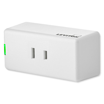 Leviton Decora Smart Wi-Fi Mini Plug-In Dimmer (2nd Gen)