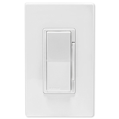 Leviton Decora Digital Dimmer and 24 Hour Timer with Bluetooth, 600W