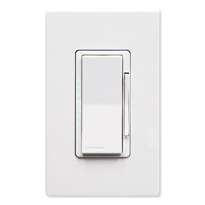 Leviton Decora Smart Lumina RF Dimmer Wall Switch, 1000W
