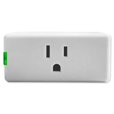 Leviton Decora Smart Wi-Fi Mini Plug-In Outlet