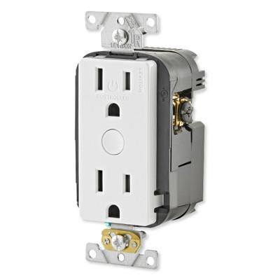 Leviton Decora Smart Tamper-Resistant Wi-Fi Outlet