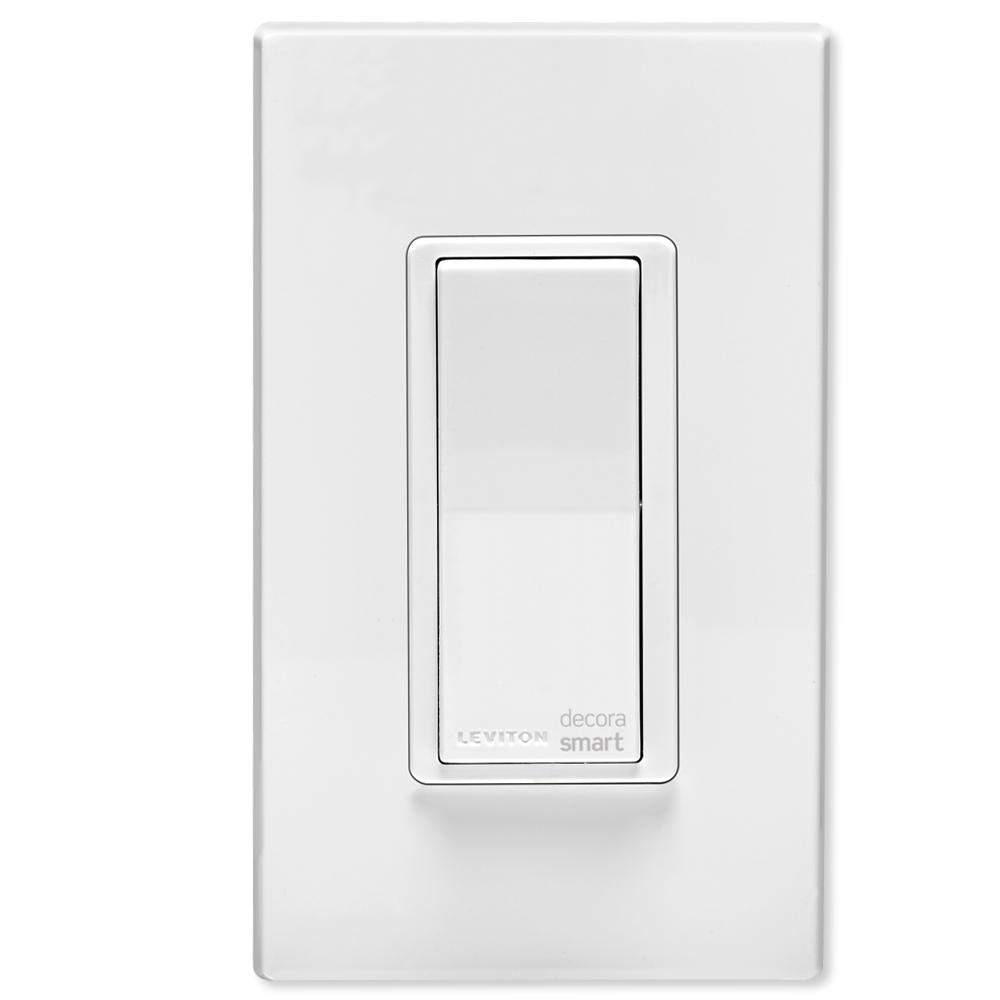 Leviton Decora Smart Wi-Fi 15A Switch (DW15S-1BZ) 78477796436 | eBay