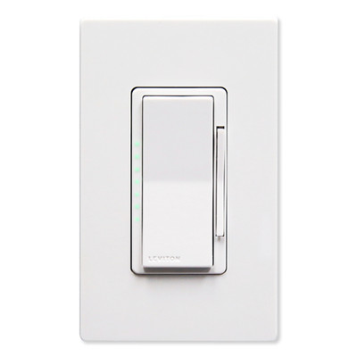 Leviton Decora Smart Z-Wave Plus Dimmer Wall Switch, 600W