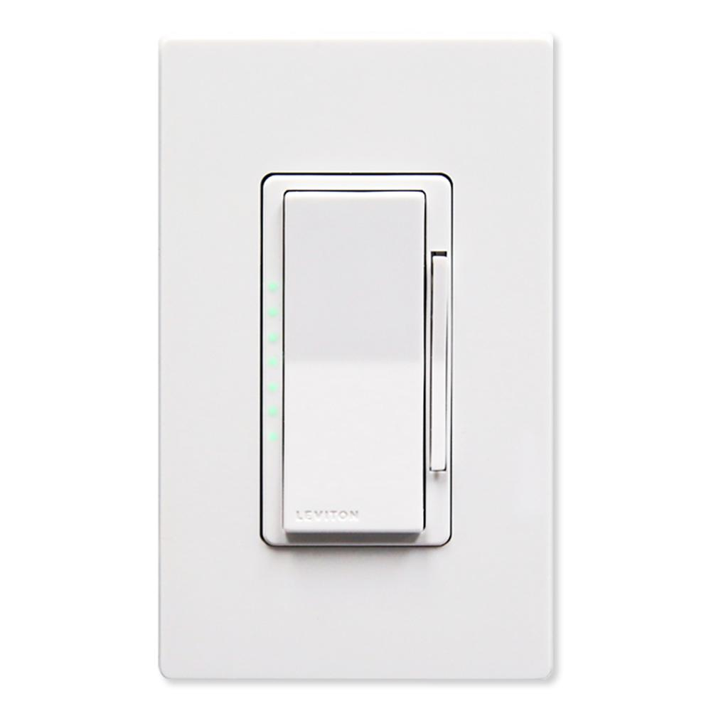 Leviton Z-Wave Plus Dimmer Wall Switch, 600W