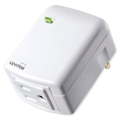 Leviton Decora Smart Z-Wave Plug-In Appliance Module