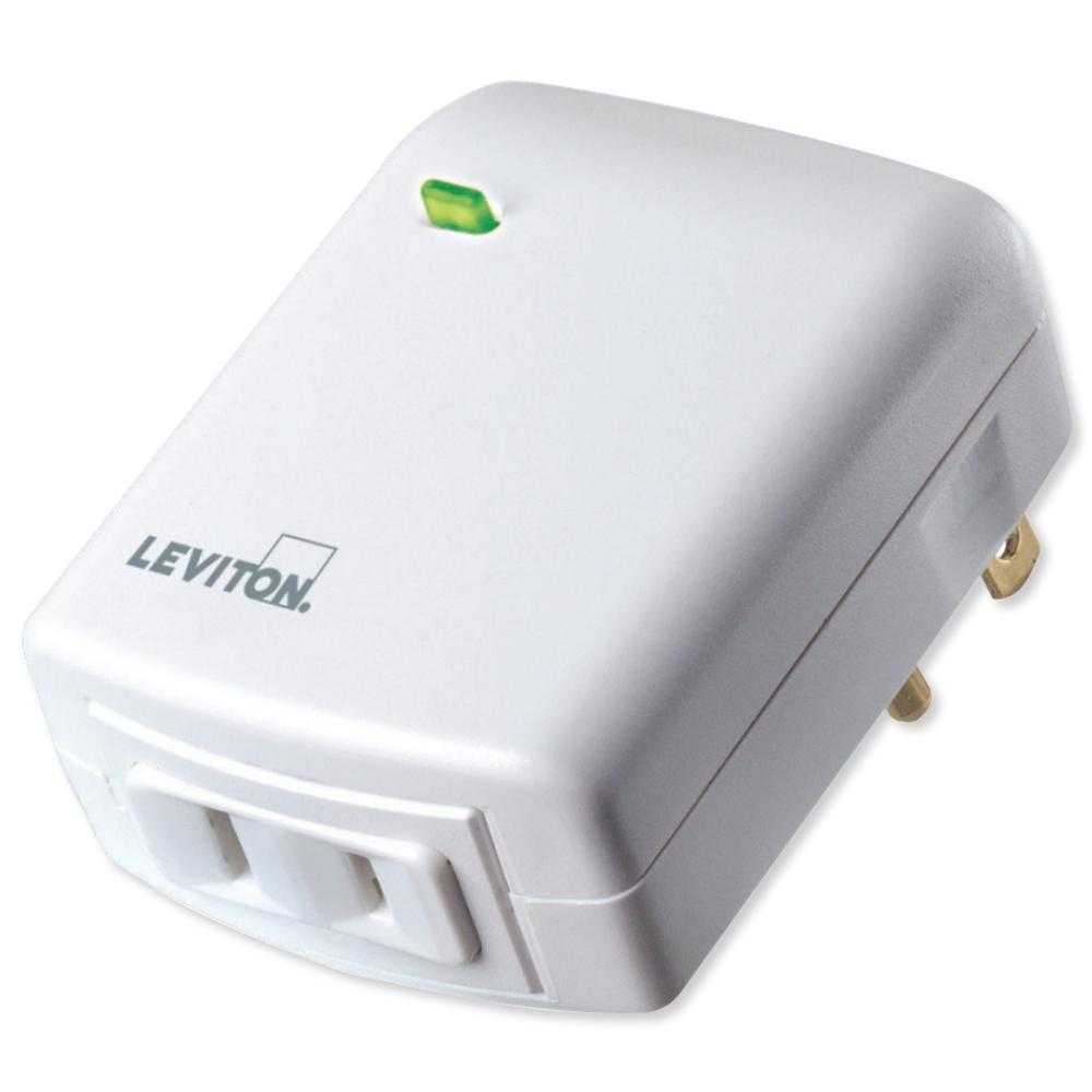 Leviton Z-Wave Plug-In Dimmable Lamp Module