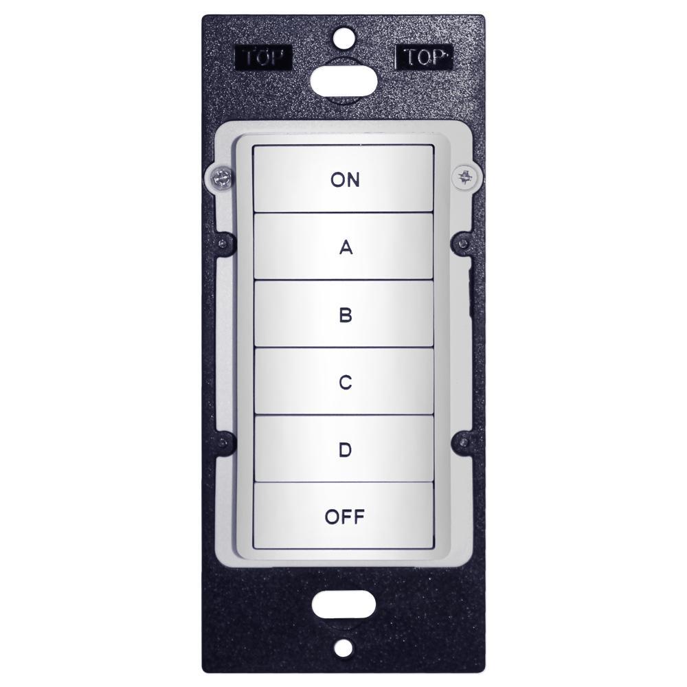 LVHLCK6x_media White 011?resizeid=18&resizeh=600&resizew=600 leviton hlc keypad room controller Line Output Converter Wiring Diagram at gsmx.co