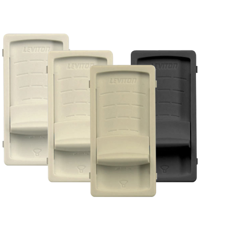 Leviton Color Change Kit for Decora Volume Controls SGVSM & SGVST, Ivory