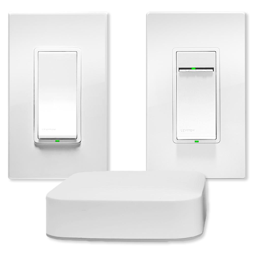 Samsung SmartThings Automation Bundle by Leviton