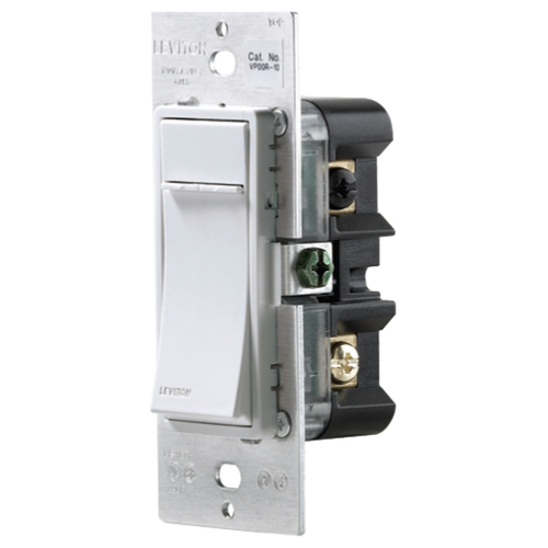 leviton vizia coordinating dimmer remote switch. Black Bedroom Furniture Sets. Home Design Ideas