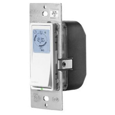 Leviton Vizia + 24 Hour Programmable Timer Wall Switch