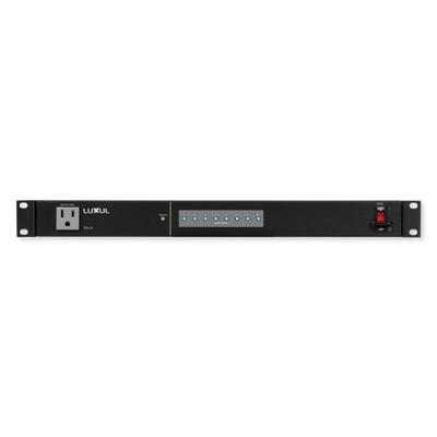 Luxul 8 Outlet Power Distribution Unit